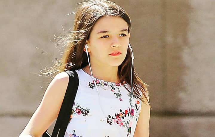 Cruise daughter tom Suri Cruise