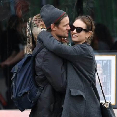 Are Lily James And Matt Smith Back Together Now After Their Split Sadly no :(as far as i know, no!they seem cute together though.:'(yvonne strahovski is dating tim loden he is pretty cute they make a good couple. are lily james and matt smith back