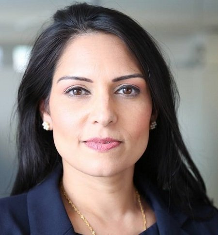 Priti Patel Is Married To Husband Alex Sawyer; Details ...
